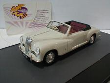 """Matrice 41203-011 # LANCIA AURELIA b50 Convertible Anno 1950 """"GRIGIO BIANCO"""" 1:43"""
