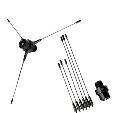RE-02 Mobile Antenna Ground Car Radio For KENWOOD MOTOROLA UHF-F 10-1300MHz