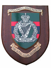 3rd Royal Irish Regiment Military Wall Plaque UK Hand Made for MOD