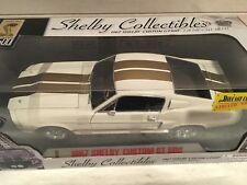 SHELBY COLLECTIBLES 1967 SHELBY GT500 1:18 RARE 1 of 200!!