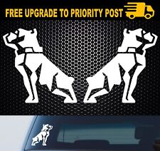 2x Mack Truck Windshield Laptop Sticker Decal Tool Box 4x4 Tradie Ute