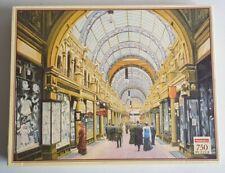 Waddingtons Jigsaw Puzzle Grand Arcade Peter Lapish 750 Pieces Complete