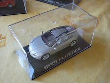 1/43 - CONCEPT CARS COLLECTION - ALTAYA - RENAULT FLUENCE - 2004 + FIFTIE - 1996