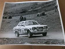 FORD-ESCORT MK1 ANNI'70 sono 200m Lloyds di Stafford-supporti di stampa foto
