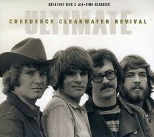 Ultimate Ccr: Greatest Hits & All-Time Classics - Cre (2012, CD NIEUW)3 DISC SET