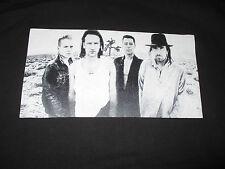 "U2 ""School Of Rock"" Fort Washington Sept 12 & 13, 2014 (Med) T-Shirt Bono Edge"