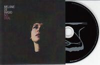 MELANIE DE BIASIO No Deal 2014 UK 7-trk promo test CD
