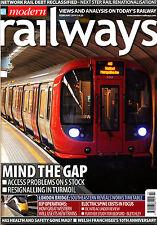 MODERN RAILWAYS 785 FEB 2014 Inter-City Express,Heathrow,Birmingham,Arriva Wales