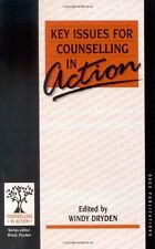 Key Issues for Counselling in Action (Counselling in Action series),Windy Dryde