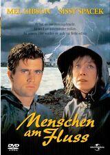 DVD MENSCHEN AM FLUSS # Mel Gibson, Sissy Spacek ++NEU