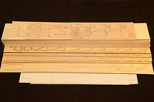 1/9 Scale DORNIER Do-17Z Laser Cut Short Kit & Plans 74.5 in. wing span