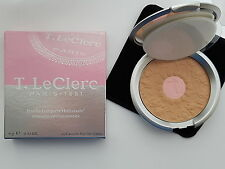 T. LeClerc Hydrating Pressed Powder (02 Cannelle Rose Des Sables) 9g