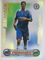 Topps Match Attax Trading Cards 2008/09: Chelsea (Choose Player from List)
