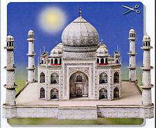 Taj Mahal Prachtvolles Kartonmodell 1:300 Indisches Grabmal BastelbogenSchreiber