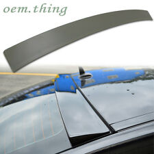 For Mercedes benz C207 W207 COUPE OE TYPE REAR ROOF SPOILER WING NEW 14 E550 ABS