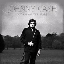 out Among The Stars by Johnny Cash Audio CD Music 2014 Gift Idea BRAND