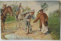 Österreich Judaika, Gefangennahme eines russischenSpions (17879)
