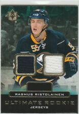 2013-14 Ultimate Collection Rookie Jerseys Rasmus Ristolainen