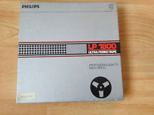 "7"" 7 Inch Philips with Box Metal Reel for Reel to Tape Spool Recorders Dutch"
