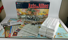 Axis & Allies 1986 Milton Bradley GameMaster WWII 1942 Board Game COMPLETE