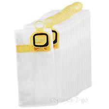 24 x Microfibre Cloth Hoover Bags for VORWERK KOBOLD VK140 FP140 Vacuum Cleaner