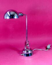 JUMO 600 - Lampe 1960 à balancier chromée / Table lamp 1960 pendulum chromed