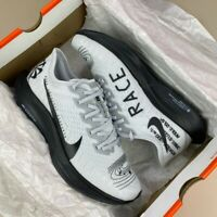 NIKE ZOOM PEGASUS TURBO 2 WHITE BLACK SIZE UK6/US6.5/EU39 MENSRUNNING CV3051-001