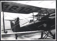 Heinz Rühmann-Havilland D.H.60 Moth-Berlin Tempelhof-1932-Hans Schaller