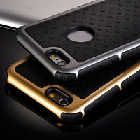 Metal Bumper PC Soft Silicone/Gel/Rubber Case Cover for iPhone 6S 4.7inch