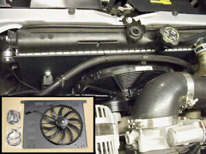 PCM of NC Hummer H3 Electric Fan Kit 2008+