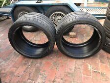 Porsche Tyres - 2 x Michelin Pilot Supersport 305/30ZR19