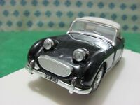 Vintage  -  AUSTIN  HEALEY MK1 Frogeye 1958   - 1/43  Exem - Made in Italy