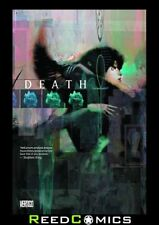 DEATH BY NEIL GAIMAN GRAPHIC NOVEL Collects Both Death 3 Part Series Plus Extras