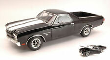 Chevrolet El Camino 1970 Black 1:18 Model 2543BK WELLY