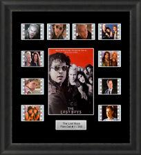 The Lost Boys 1987 Framed 35mm Film Cell Memorabilia Filmcells Movie Cells