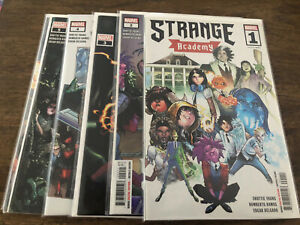 Stange Acadamy #1 To 6 - Marvel Comics (2020)