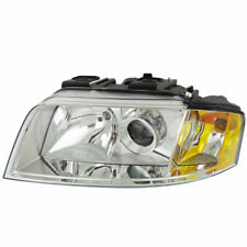 New Lh Side Hid Head Lamp Lens And Housing Fits Audi A6 Quattro Au2502111