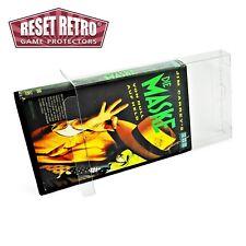 Klarsicht Schutzhüllen 0,3 mm für VHS Videokassetten protector case folie filme