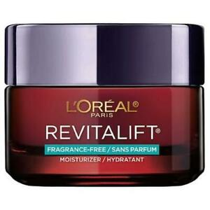 L'Oreal Paris Revitalift Triple Power Fragrance Free Anti-Aging Moisturizer -