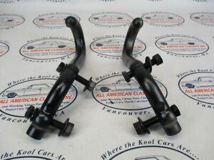 Factory Left & Right Tow Hooks K10 K20 K30 1973-1991 GMC Chevrolet Squarebody