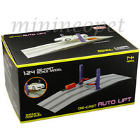 TWO POST AUTO LIFT FOR 1/24 DIECAST MODEL CAR 9908