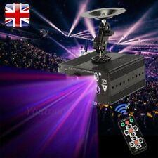 48 Patterns Laser Stage Light LED RGB Party DJ Disco Birthday Dance Lighting UK