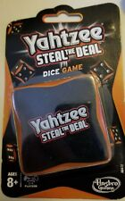 Yahtzee steal the deal dice NEW and SEALED