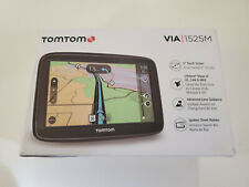 TOMTOM VIA 1525M 5'' TOUCH SCREEN LIFETIME MAPS GPS