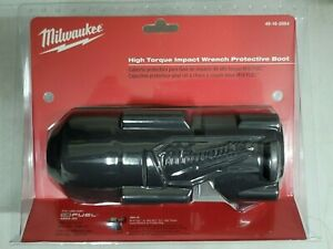 """Milwaukee M18 3/4"""" dr Impact Wrench Boot/Cover for 2864-20 #49-16-2864"""