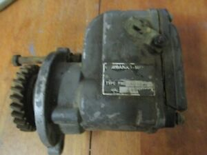 Wisconsin Engine Magneto Y-117. Fairbanks-Morse XD1B7U