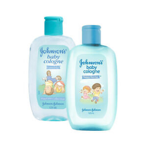 Johnson's Baby Cologne Set (Happy Berries & Tumble) 125 ml
