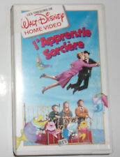 K7 VIDEO VHS DISNEY // L'APPRENTIE SORCIERE