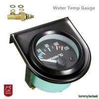 "2"" 52mm Digital Car Water Temp Temperature Gauge 40-120℃ LED Universal Sensor"
