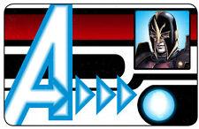 HeroClix Marvel Nick Fury/SHIELD ID Card #001 Black Knight!!!!!